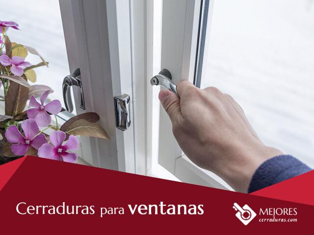 Cerraduras para ventanas