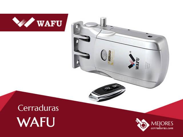 Cerraduras de seguridad Wafu